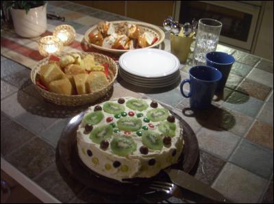 Smarrigt med tårta