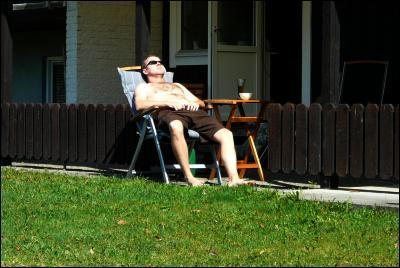 Sol och sommarvarmt!