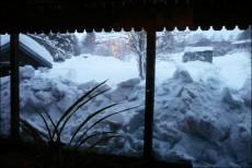 Massa snö!