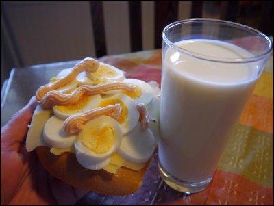 Breakfast/frukost