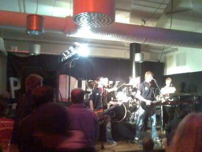Bild via mobilen