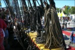 20 ton rep är det ju, det syns..