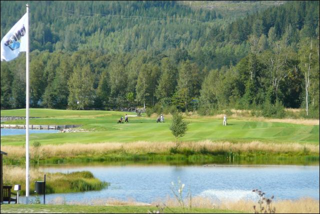 Mer golf..