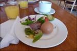 Frukost måste man ju ha!