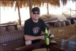 Ja, en öl till satt bra i värmen med :)