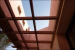 Spanar in balkongtaket.. eller bristen på tak!