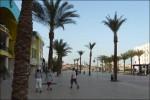 Vi har tagit taxi till Nya Hurghada (Memsha)