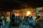 De sätter eld på köket :)