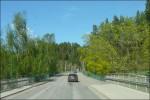 Grönt i staden närmast i väster