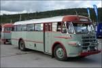 Gammal buss var det första jag mötte..