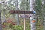 Bara 2km kvar nu! (trodde jag..)