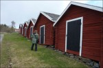 Kyrkstallar Nordingrå, 12 kvar av 80st