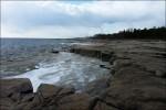 Havet och klipporna!
