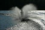 Som en dusch :)
