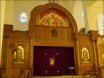 Koptiska kyrkan i Aswan