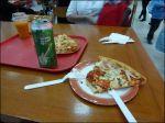 ..och det blev pizza!
