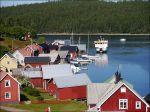 Båten Ulvön lägger ut igen som tog oss till Trysunda